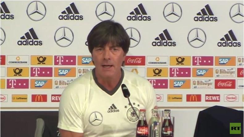 Fußballtrainer Löw vor England Spiel: Sicherheit hat Priorität