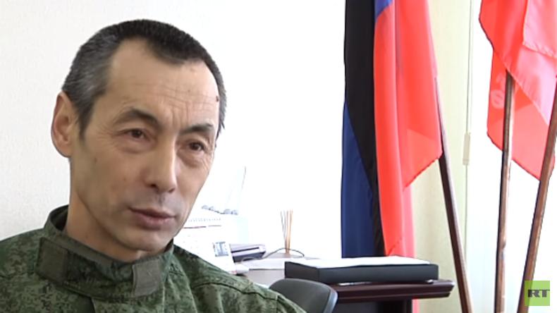 Gestern Maidan, heute Widerstand - Der neue Bürgermeister von Gorlowka