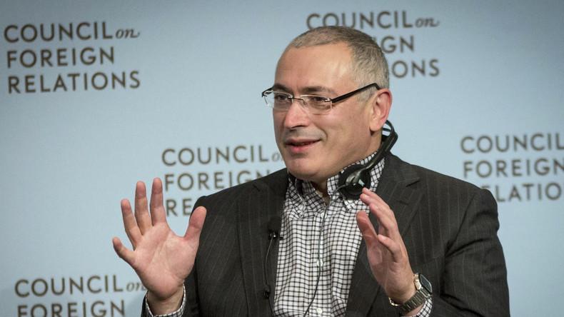 """Russlands Ermittlungskomitee bezeichnet """"Yukos""""-Privatisierung 1995 als illegal"""