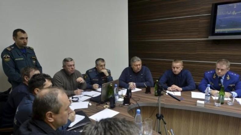 Flydubai-Absturz in Russland: Streit zwischen Piloten?