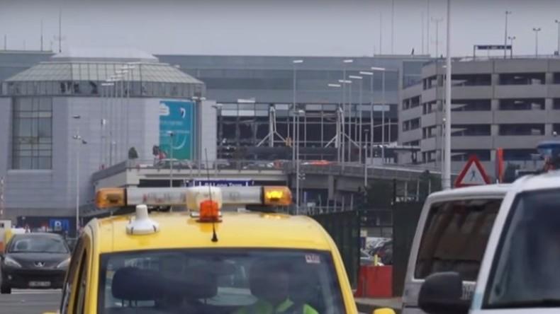 Live aus Brüssel: Wiedereröffnung des Zaventem Flughafens eine Woche nach den tödlichen Anschlägen