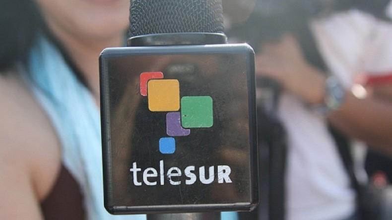 """""""Akt der Zensur"""" - TeleSUR kommentiert Austrahlungsstopp durch argentinische Regierung unter Macri"""