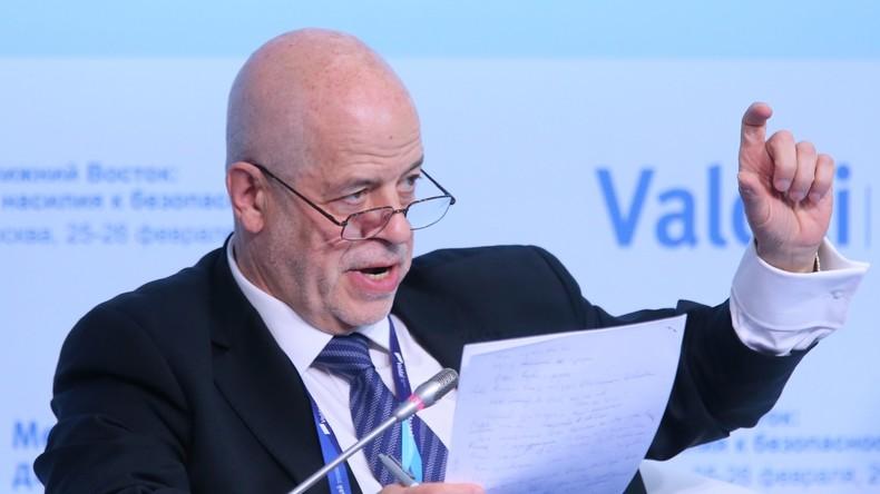 """""""Internationale Gefahren 2016"""": Waldaj-Experten listen äußere Bedrohungen für Russland auf"""
