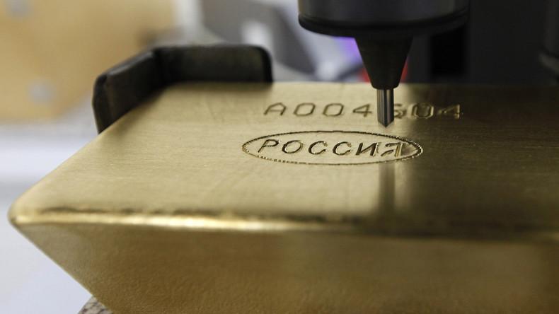 Russland wird größter Goldaufkäufer der Welt