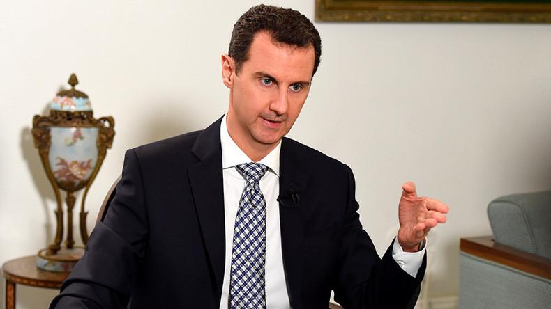 """Baschar al-Assad: """"Viele wünschen uns eine Niederlage im Kampf gegen den Terrorismus"""""""