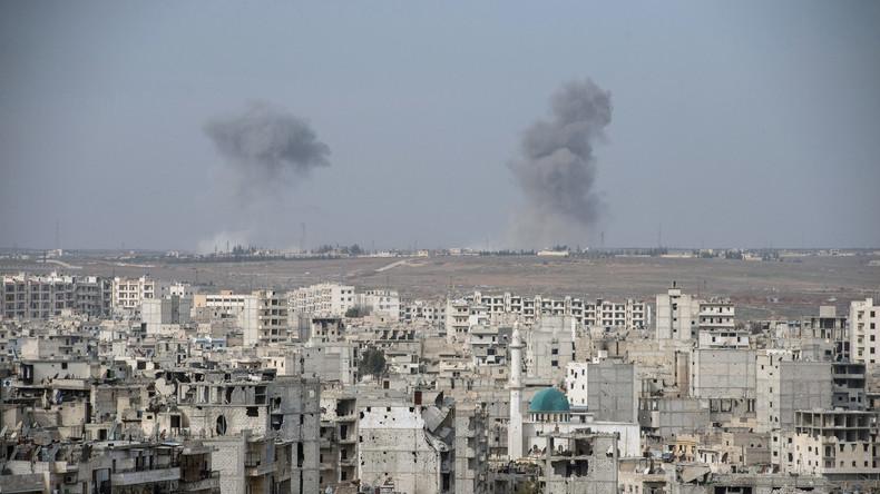 Syrische Regierung: Wirtschaftlicher Schaden des Krieges beträgt über 200 Milliarden US-Dollar