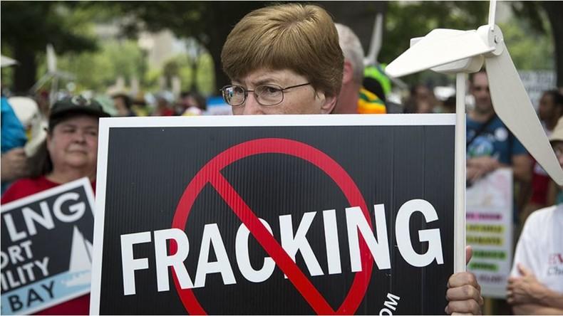 Umfrage bezeugt Wandel in USA: Mehrheit der US-Amerikaner gegen Fracking, nur ein Drittel noch dafür