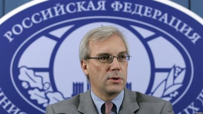 """Russland: """"Unsere Antwort auf die Panzer-Stationierung der USA in Ost-Europa wird asymmetrisch sein"""""""