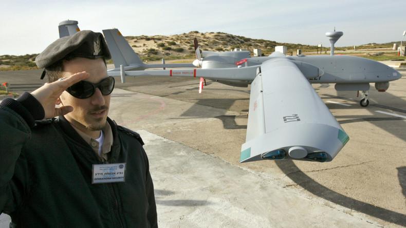 Militärische Drohnen für Saudi-Arabien aus Israel?