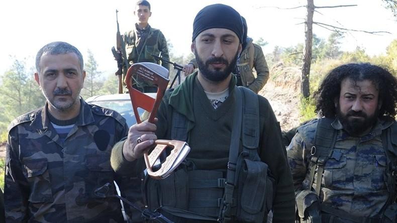 Türkische Medien: Mutmaßlicher Mörder des russischen Su-24 Piloten in Izmir festgenommen