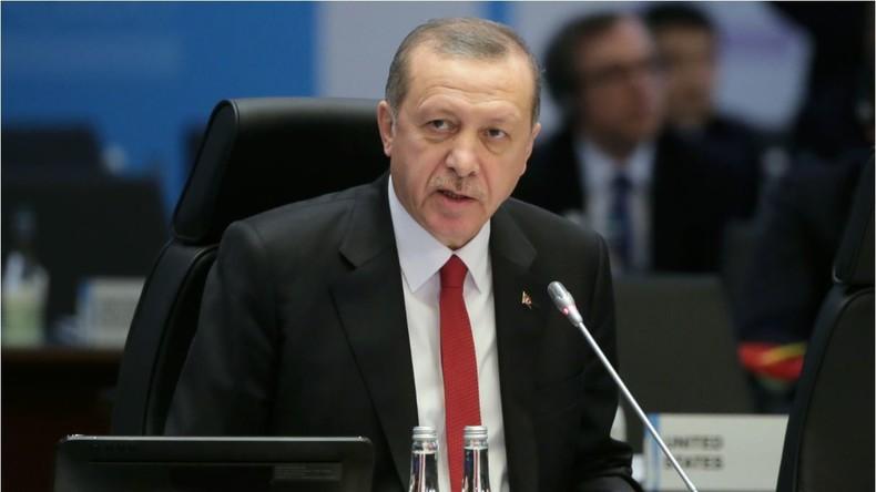Live: Erdogan spricht in Washington bei Brookings Foreign Policy über Zukunftspläne der Türkei