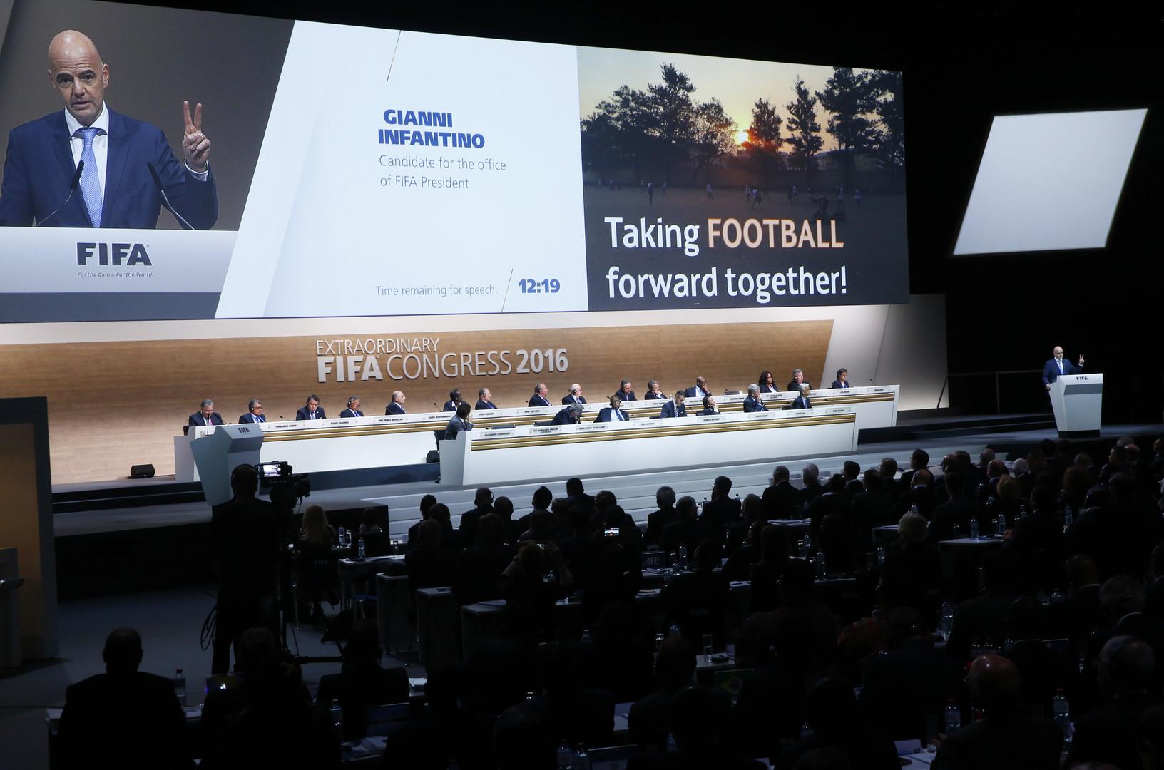 """Neuer FIFA-Präsident Infantino: Der """"Erneuerer"""" mit der nicht ganz so weißen Weste"""