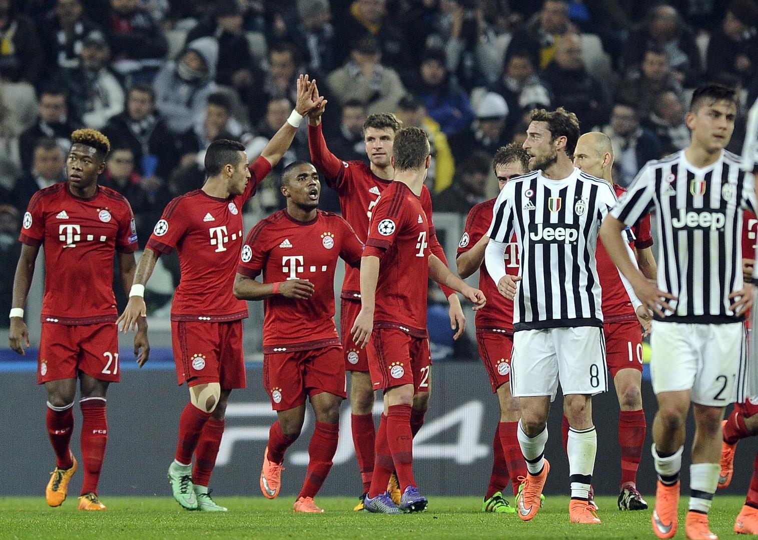 RT Deutsch erwartet im Rückspiel jubelnde Münchner und niedergeschlagende Turiner.
