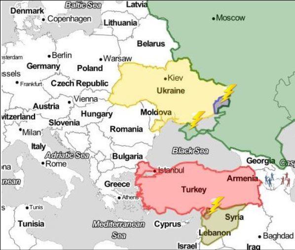 Allianz zwischen Kiew und Ankara: Verkauf der Kohleminen an Türkei und militärische Zusammenarbeit