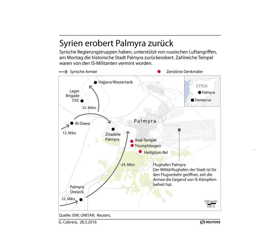 Assad-Beraterin zu RT: Hätte US-Koalition wirklich den IS bekämpft, wäre Palmyra nicht gefallen