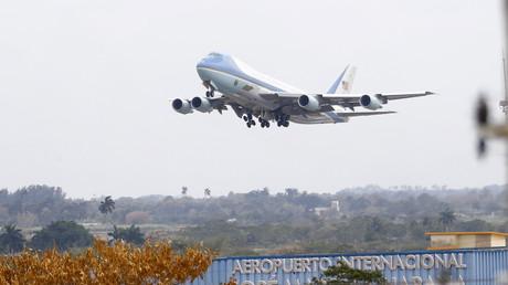 Der Flug von US-Präsident Barack Obama nach Kuba verlief ohne Komplikationen. Nicht so im Falle einer Dortmunder Jugendgruppe.