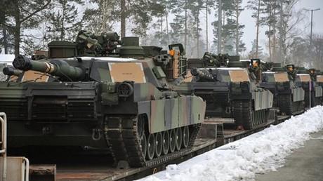 NATO Panzer