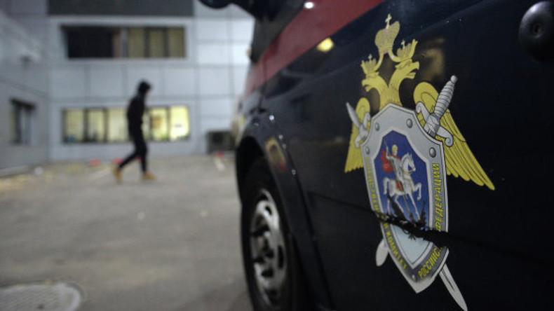 Russischer JournalistDmitri Zilikin inSankt Petersburg ermordet