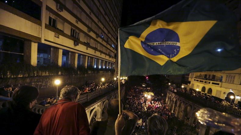 Brasilien: Chronik eines angekündigten Staatsstreichs - Teil 1