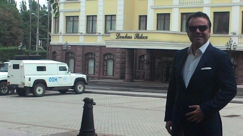 Der Weltenbummler: Kolja Spöri geht dahin, wo es weh tut