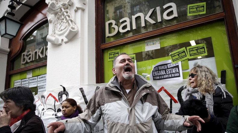 Wegen Zwangsräumungen: Historisch hohe Selbstmordrate in Spanien