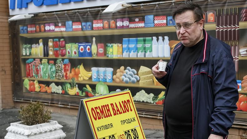 Nach dem IWF verlieren auch Wirtschaftsunternehmen Vertrauen in die ukrainische Führung