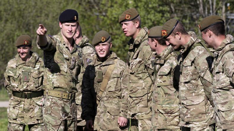 Großbritannien will wieder Weltmacht werden: Neue Militärbasen gegen China