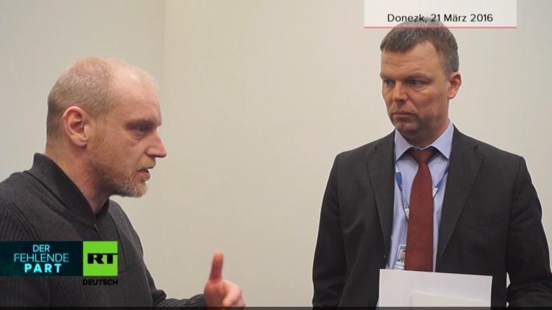 Wenn die Guten™ schießen dürfen - Die OSZE-Berichte und deren Auslegung im Fall Ukraine