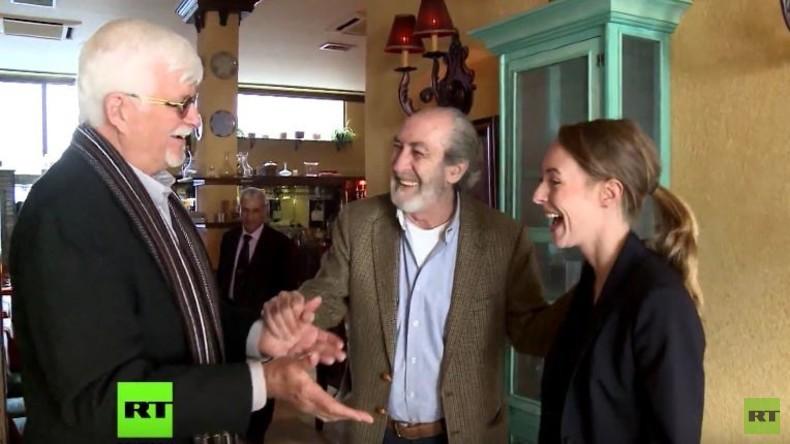 Spitzenküche in Zeiten des Krieges: US-Amerikaner als Gourmetkritiker für Restaurants in Damaskus