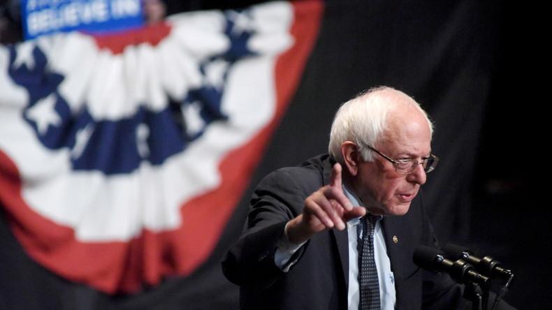 """RT-Exklusivinterview mit Bernie Sanders: """"Wir haben eine echte Chance zu gewinnen"""""""