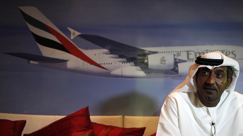 """""""Emirates""""-Mitarbeiter im Gespräch mit RT: Zensur, Fälschung von Dokumenten und Atmosphäre der Angst"""