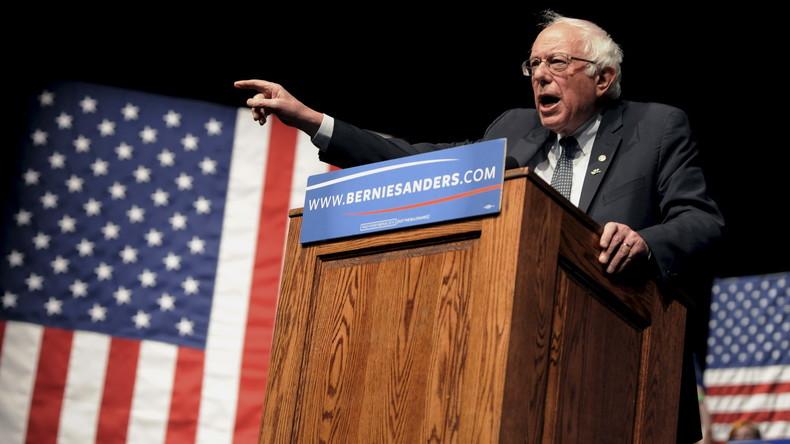 Bernie Sanders gewinnt erneut, Clinton stolpert über Millionenspenden von Ölunternehmen