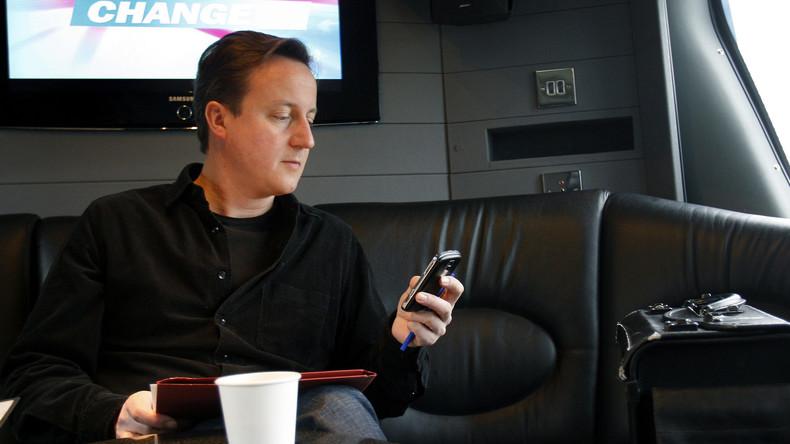 'Privatsache? Gehts noch, du Heuchler?!' - Edward Snowden liefert sich Twitter-Duell mit Cameron