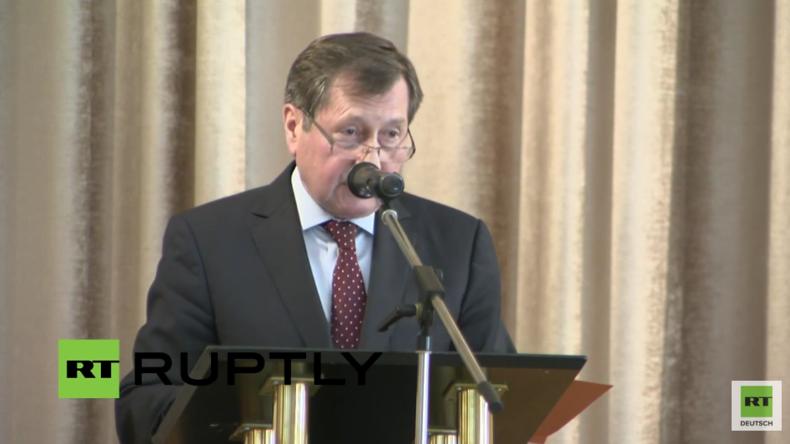 Grinin: Ukraine-Krieg ist US-Operation zur eigenen Machterweiterung – So sah es auch Helmut Schmidt