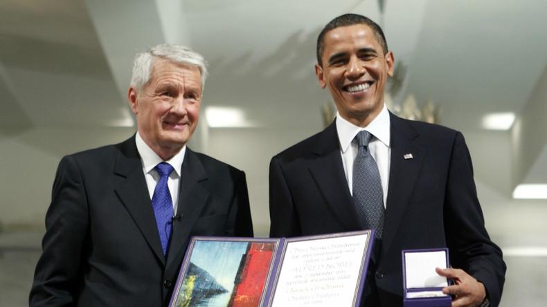 'The National Interest': Präsident Obama, der Anstand gebietet die Rückgabe des Friedensnobelpreises