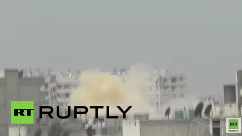 Syrien: FSA-Anhänger verantwortlich für jüngsten Chemiewaffen-Angriff auf Kurden?