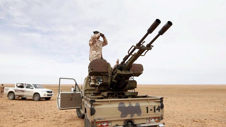 """Libyen: Terrormiliz """"Islamischer Staat"""" verdoppelt innerhalb eines Jahres Anzahl der Kämpfer"""