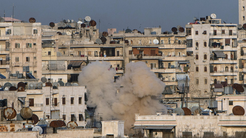 """Syrien: Vom Westen als """"gemäßigt"""" bezeichnete Islamisten beschießen kurdische YPG mit Chemie-Waffen"""