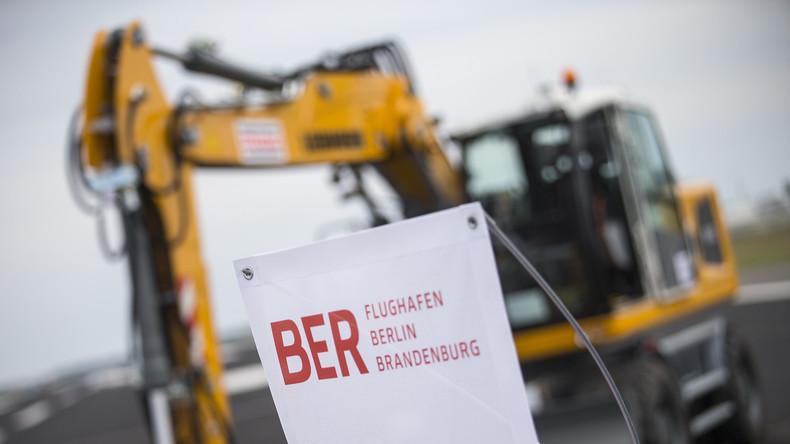 BER-Pressechef gibt ehrliches Interview zur Flughafen-Ruine - und wird gefeuert