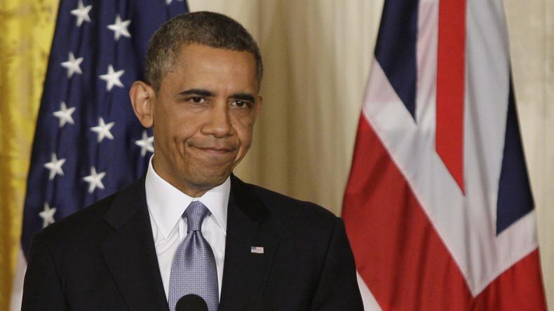 """Obama: """"Mein größter Fehler als Präsident - Ich hatte kein Konzept für Libyen nach Regimewechsel"""""""