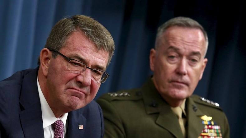 Tut sich schwer damit, al-Nusra wirklich zu bekämpfen. US-Verteidigungsminister Ashton Carter.