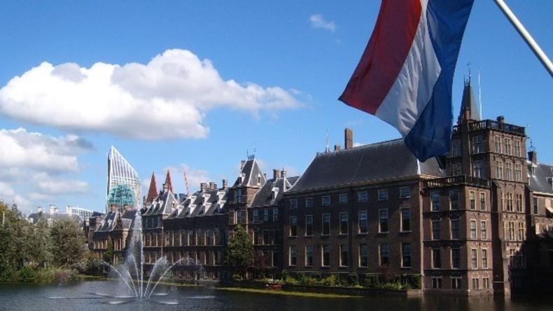 Live: Niederlande - Wahlrat verkündet Ergebnis des EU-Ukraine-Referendums