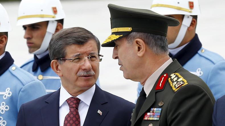 Tauwetter? In Algerien soll es Geheimgespräche zwischen Ankara und Damaskus gegeben haben