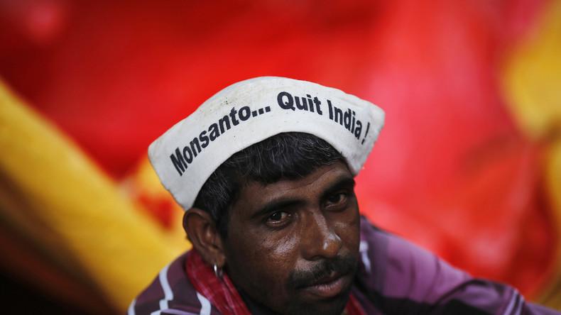 """""""Es sollte Monsanto nicht erlaubt sein, Landwirte auszubeuten"""" - Indien will Monopol zerschlagen"""