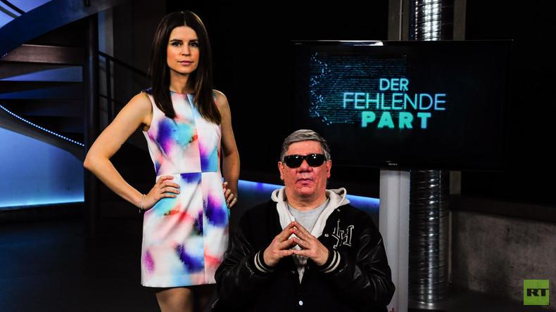 Neuer Medien-Coup: Filmlegende Claude-Oliver Rudolph künftig bei RT Deutsch