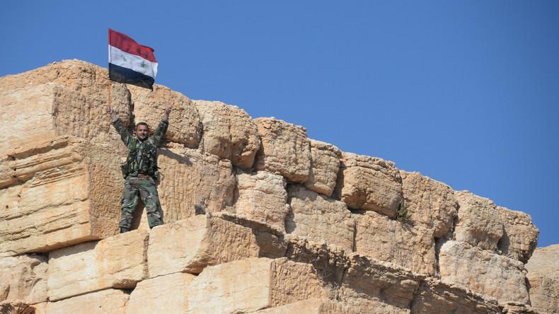 UNESCO unterstützt einstimmig Russlands Projekt zur Rekonstruktion Palmyras