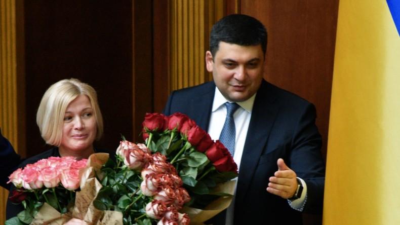 Was weiß man über den neuen Ministerpräsidenten der Ukraine Wladimir Groisman?