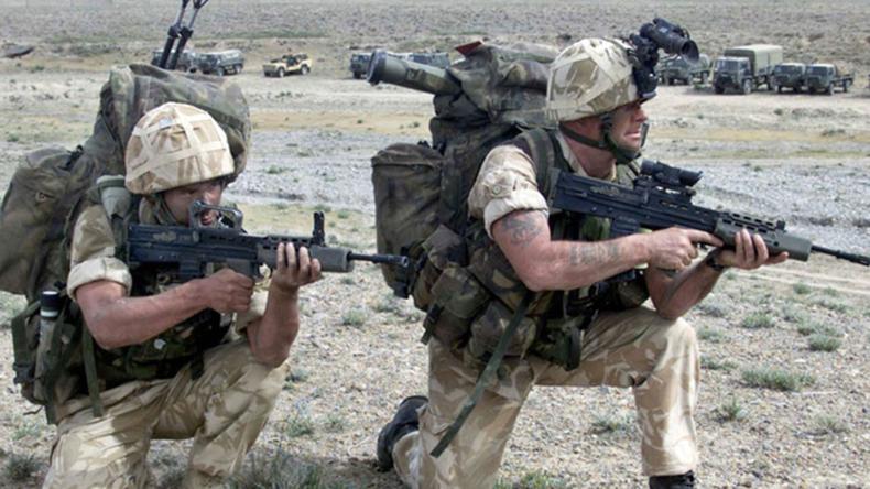 RT Exklusiv: Britische SAS-Spezialeinheiten in Libyen, aber Regierung verschweigt es Parlamentariern
