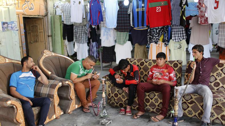 """""""Arabische Jugendstudie"""": 93 Prozent der jungen Iraker sehen die USA als Hauptfeind des Landes"""