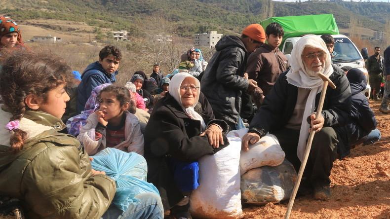 Human Rights Watch: Türkei schießt an Grenze auf syrische Flüchtlinge, die vor IS fliehen